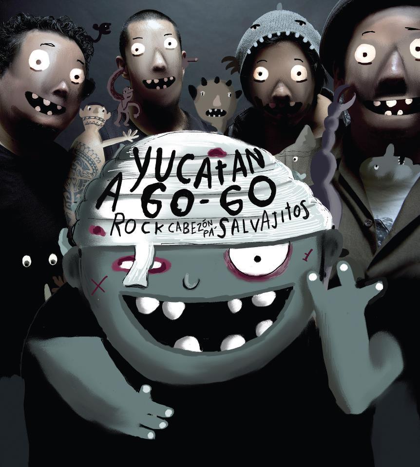 Yucatán a Gogo