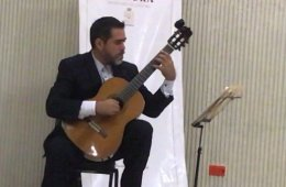 Classical Guitar of Tabasco