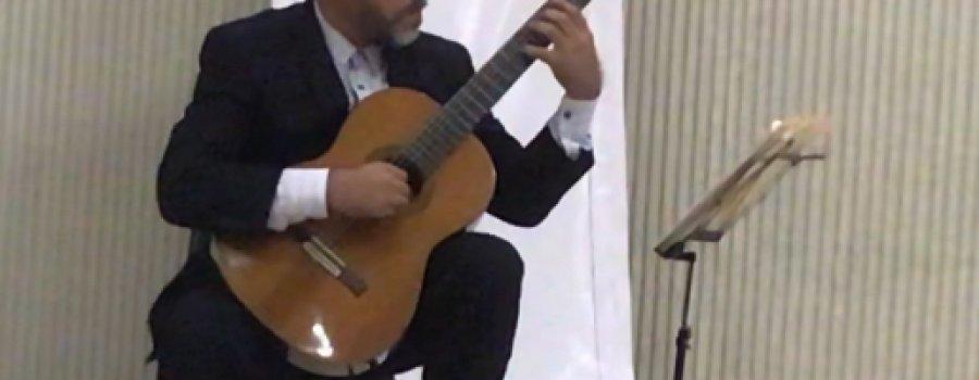 Classical Guitar of Tabasco