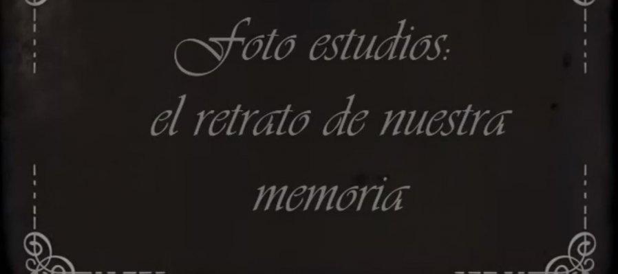 Foto estudio: el retrato de nuestra memoria