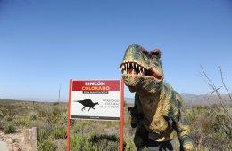 Rincón Colorado. Tierra de los dinosaurios