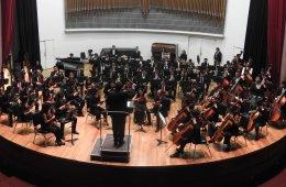 Orquesta Sinfónica del Conservatorio Nacional de Música