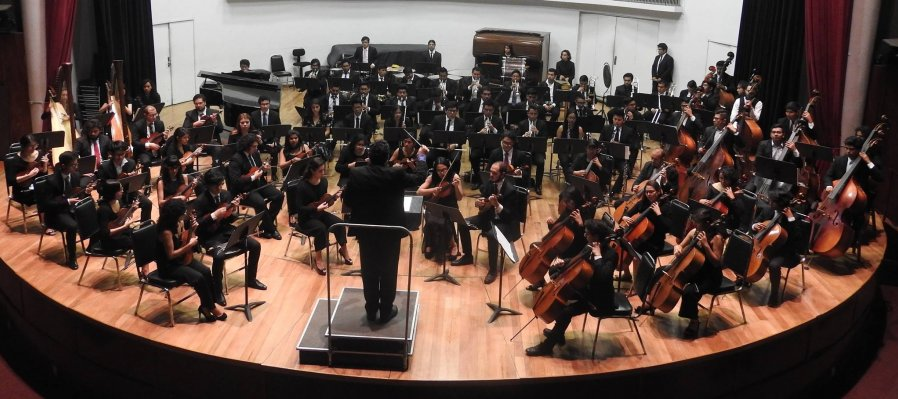 Symphony Orchestra of the National Conservatory of Music