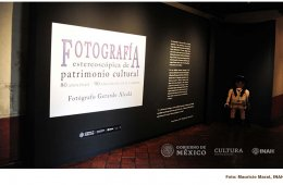 Fotografía estereoscópica de Patrimonio Cultural