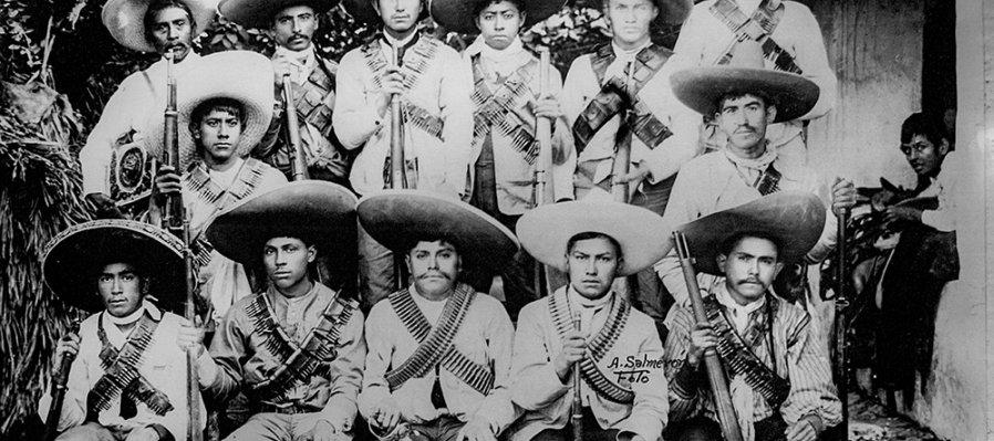La Revolución Mexicana en el ñuu savi