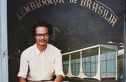 Foto instantánea Recuerdo de Brasilia