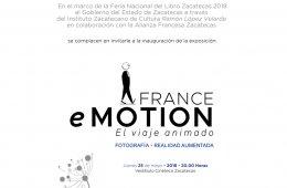 France Emotion, El viaje animado