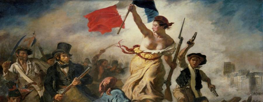 La reinterpretación de la revolución francesa: México 1862-1867