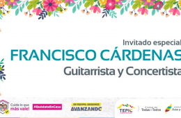 Recital de guitarra con Francisco Cárdenas