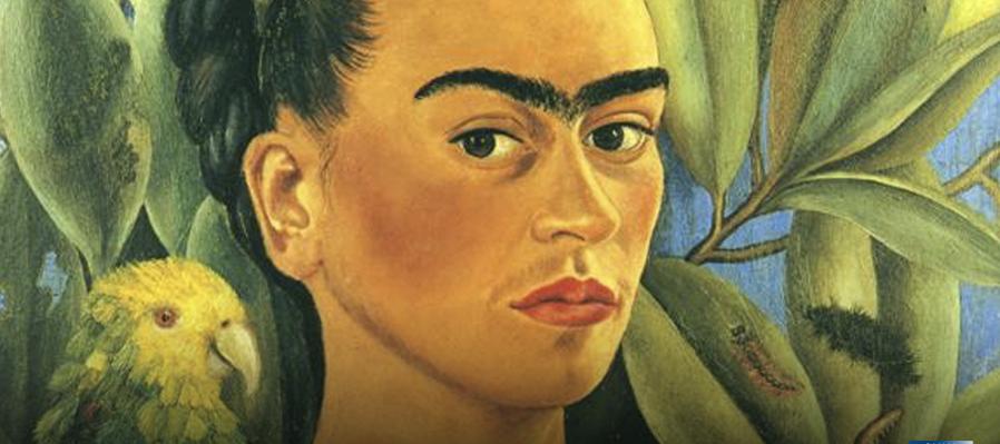 Frida Kahlo, naturaleza herida