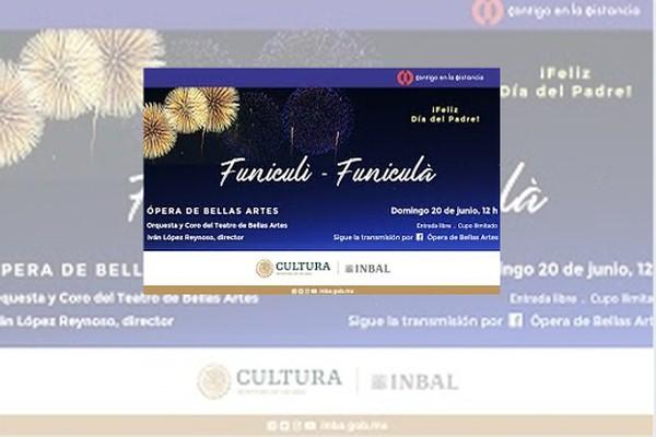 Funiculì-Funiculà, de Luigi Denza