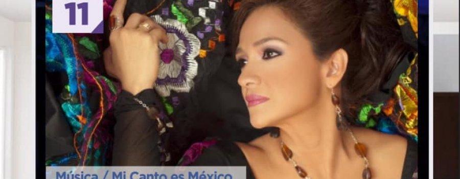 Mi canto es México