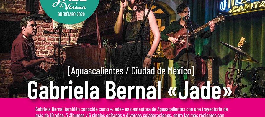 Gabriela Bernal Jade
