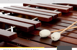 Repertorio para marimba clásica