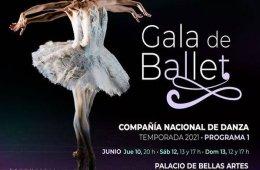 Gala de Ballet con la Compañía Nacional de Danza