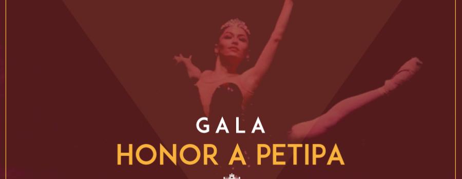 Gala honor a Petipa