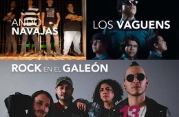 Rock in the Galleon