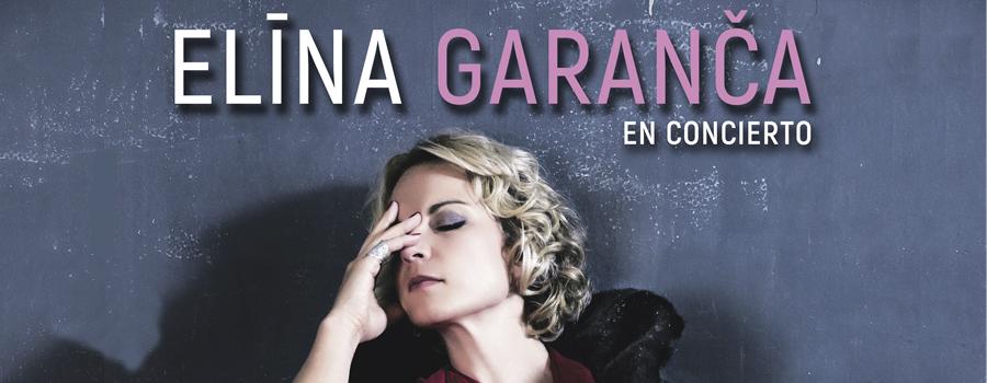 Elina Garanca en concierto