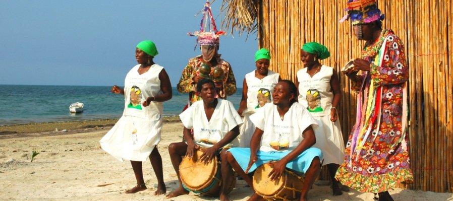 Conversatorio sobre la cultura Garífuna