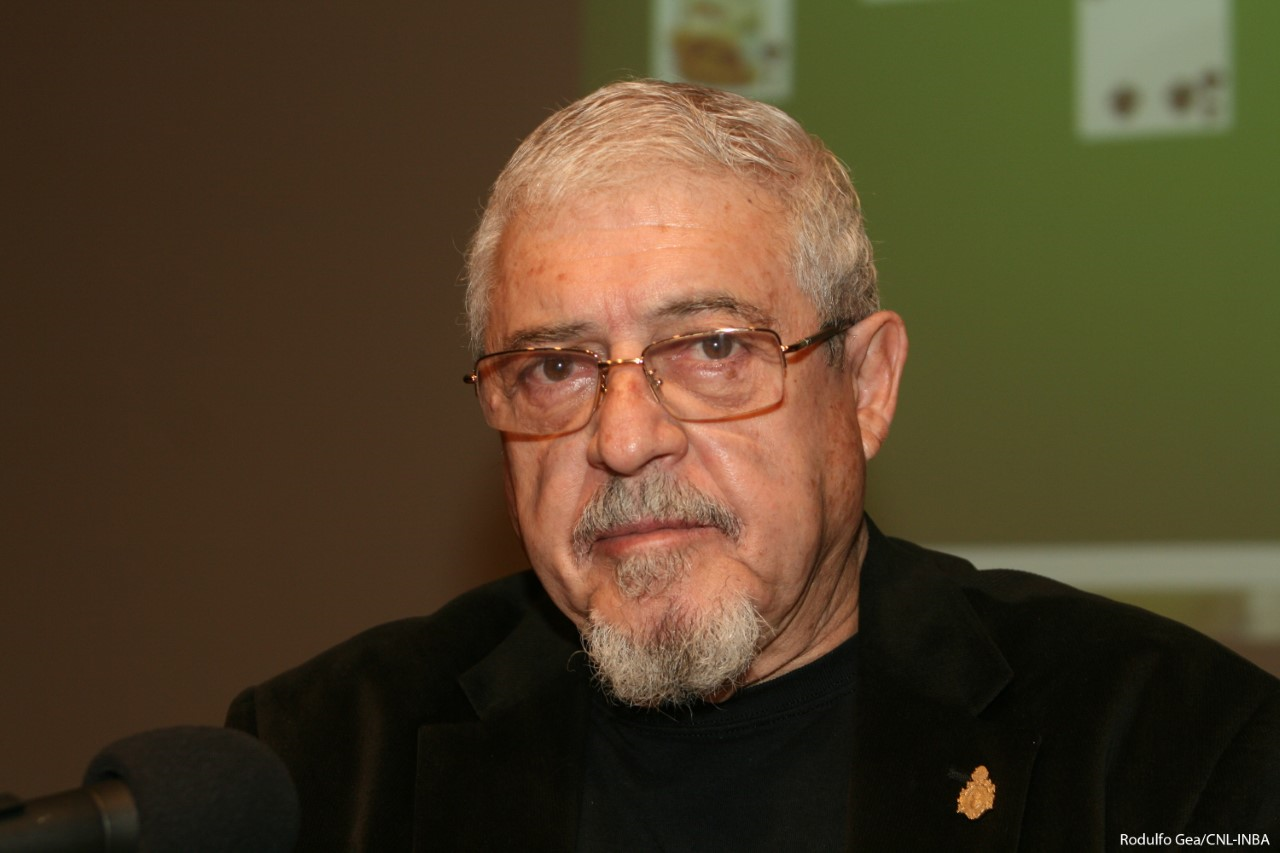 Protagonistas de la Literatura Mexicana: Felipe Garrido.
