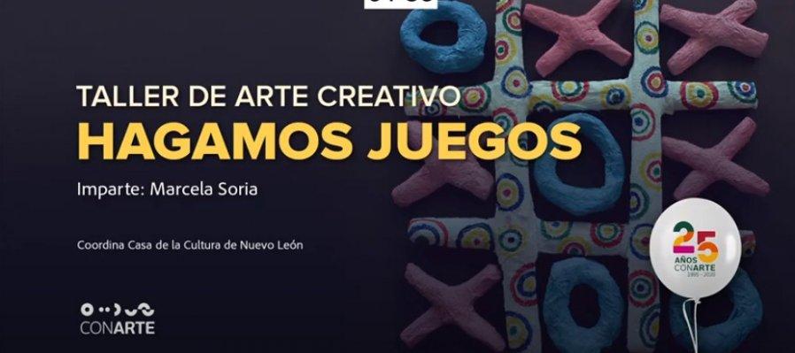 Arte Creativo: Hagamos Juegos