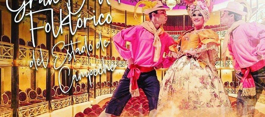Gran Ballet Folklórico de Campeche.