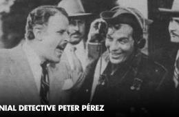 El genial detective Peter Pérez