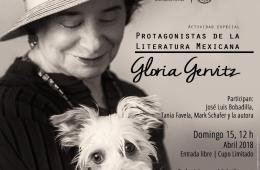 Protagonistas de la Literatura Mexicana: Gloria Gervitz