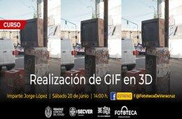 Realización de GIF en 3D