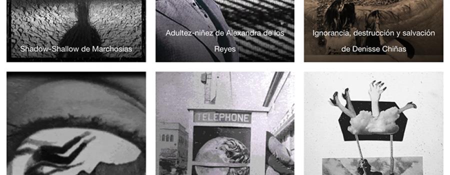 508 - Loop Detected. Exposición Colectiva de Gif Animado