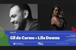 Gil do Carmo and Lila Downs