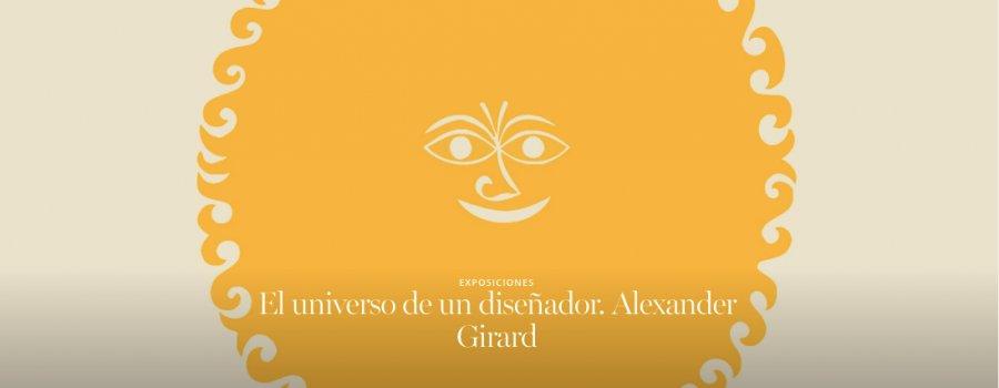 El universo de un diseñador. Alexander Girard