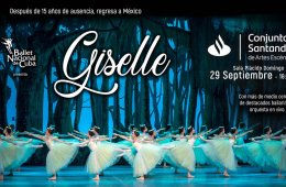 Ballet Nacional de Cuba presenta: Giselle
