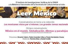 México en el mundo. Globalización, dilemas y paradojas