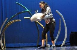 Glu-Glu sueños de payasos y ballenas