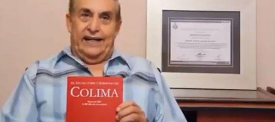 Entrevista con Manuel Godina Velasco