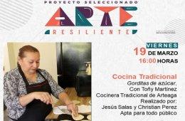 Cocina Tradicional: Gorditas de azúcar