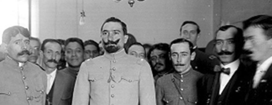 9 de noviembre de 1917: Se autoriza al Estado de México a tener fuerzas de seguridad propias