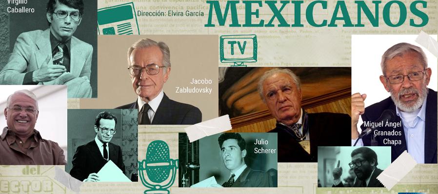 Grandes periodistas mexicanos