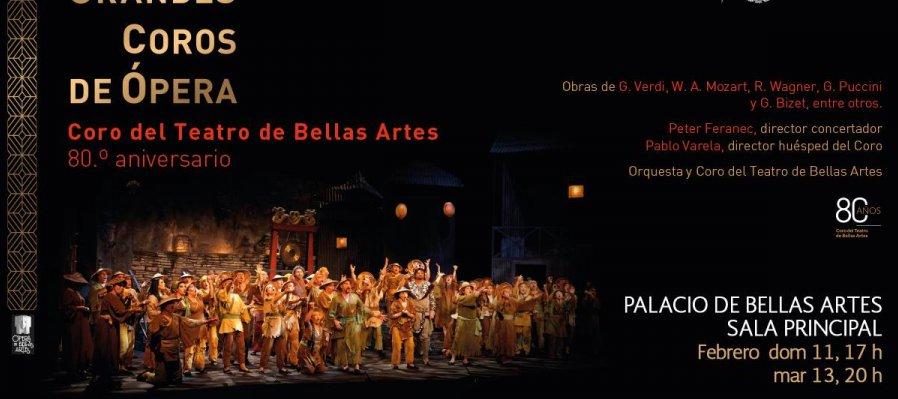 Grandes coros de ópera