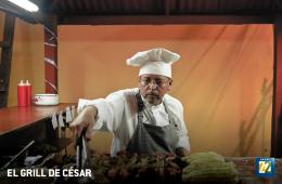 El grill de César