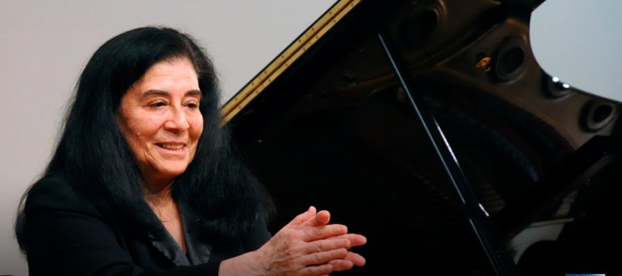 Guadalupe Parrondo, concierto de piano