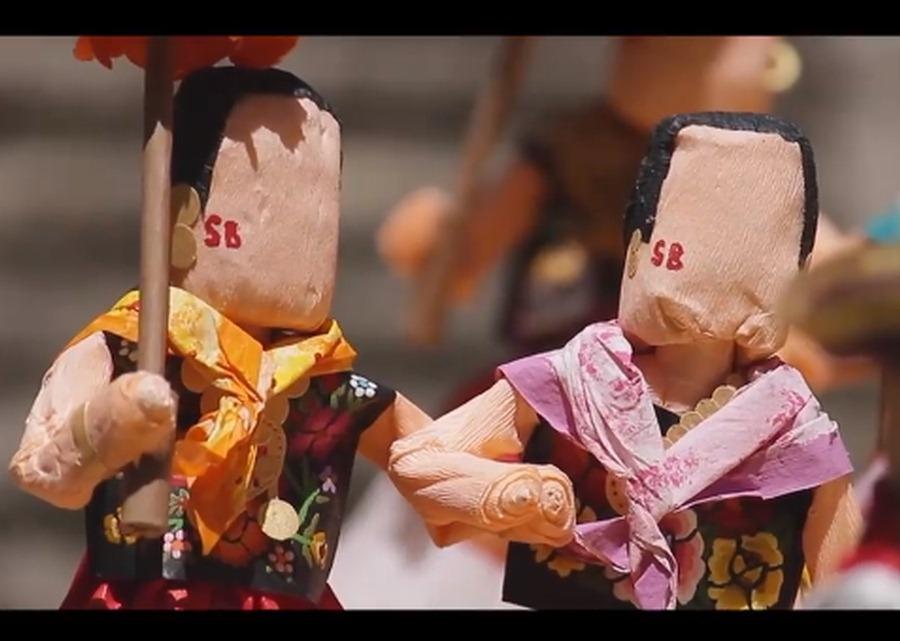 Una Mirada a la Guelaguetza en miniatura