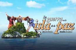La guerra en la isla de la paz