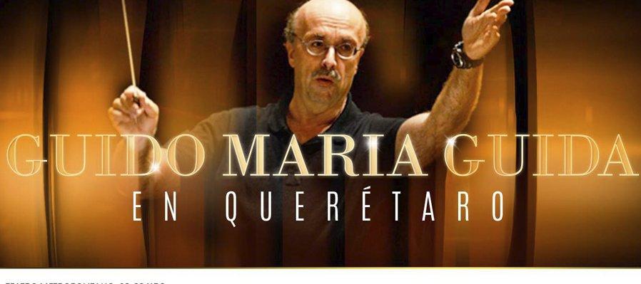 Guido Maria Guida en Querétaro
