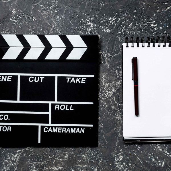 Taller de producción: Guión para cine minuto