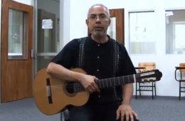 Curso de guitarra: sesión 1