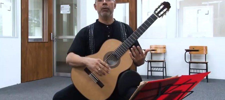 Curso de guitarra: sesión 2