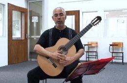 Curso de guitara: sesión 4