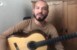 Clase de guitarra 9, Mtro. Jorge López Ramos